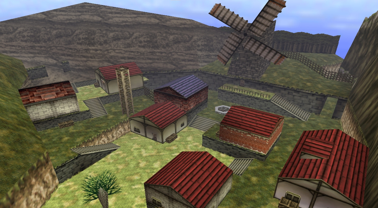 Zelda's Study: The real-life locations that inspired the various incarnations of Kakariko Village